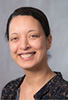 A photograph of UCOL Fellow and Senior Lecturer Kawtar Tani.