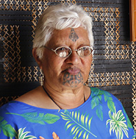UCOL Institutional Medal Winner Lorraine Himiona